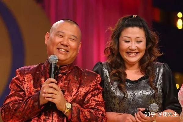 郭德纲和妻子王惠